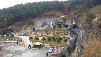 Buddhist Temple near Eonyang